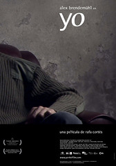 Yo cartel película Rafa Cortés
