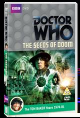 The Seeds of Doom DVD