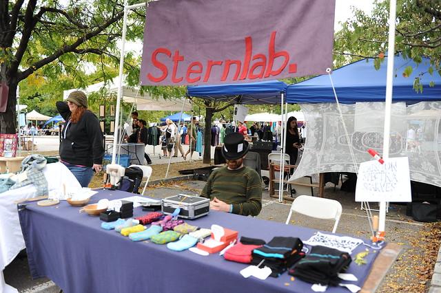 Sternlab Booth