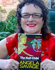 Angela Savage & The Half-Child 5