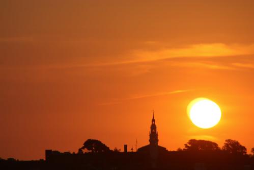 2872-1 Boston Sunrise