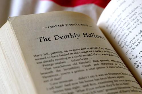 Sunday: Harry Potter 7