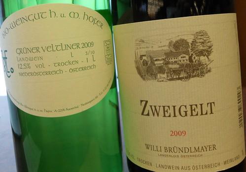 1L Austrian Wine For Thanksgiving