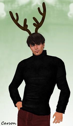 INDI Designs Baker Black Pullover ($1L)