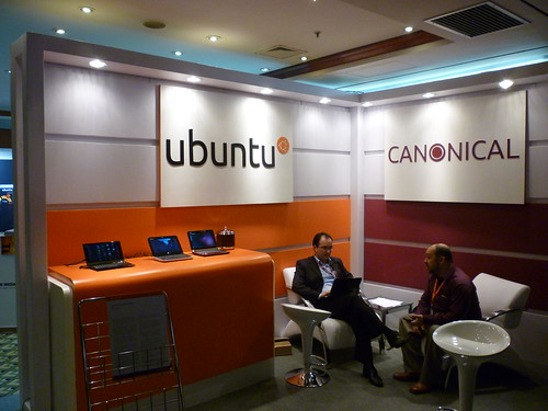 Canonical at Linuxcon Brazil