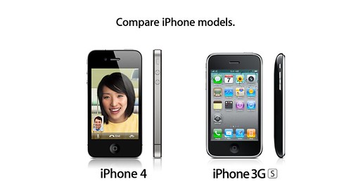 Compare iPhone Models (Complete) (1/3)