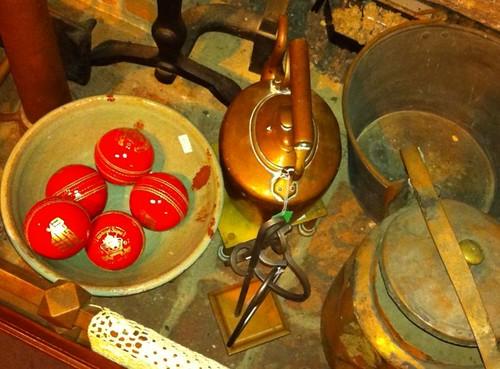 New Market antiques