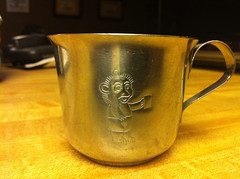 The monkey cup