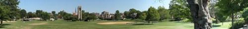 Baker Park Looking East