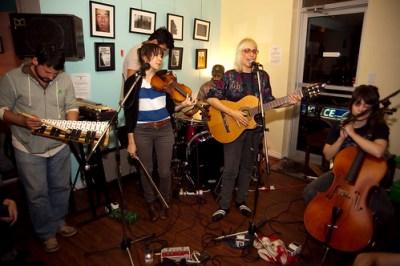 Olenka and the Autumn Lovers @ Raw Sugar Cafe