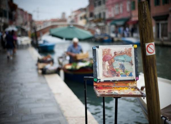 Sketch Canal by Mauricio Alas