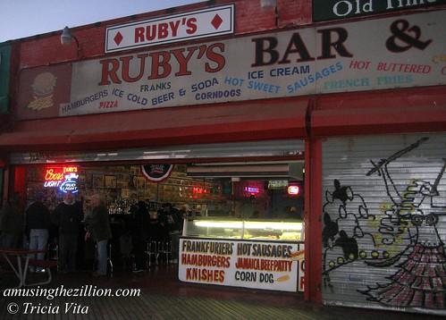 The Last Night at Ruby's Bar. October 31, 2010. Photo © Tricia Vita/me-myself-i