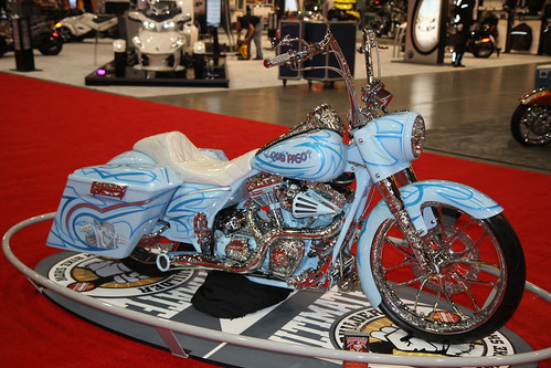 2010 San Mateo - Paul Binford - Ultimate Builder Custom Bike Show
