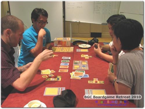 BGC Retreat - Alhambra