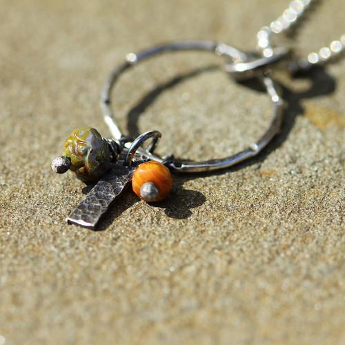 Charmcatcher necklace