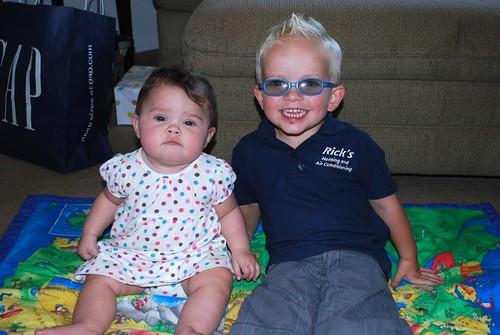 Annie and Zach