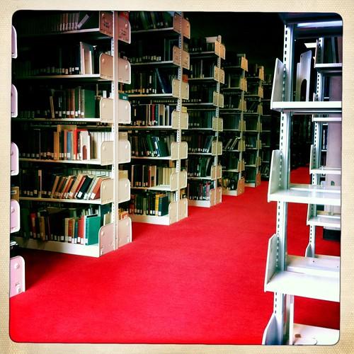 Fogler Library - UMO