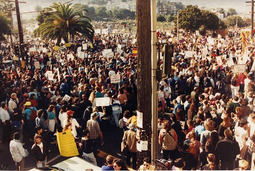 1991 dolores park protest