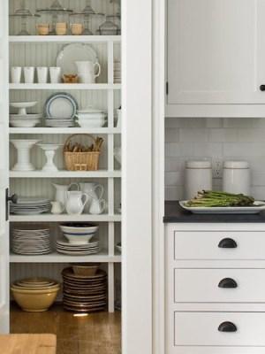 white pantry Boston Bash