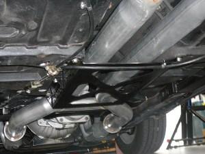 Convertible Exhaust  Team Camaro Tech