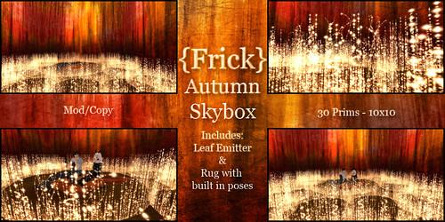 Frick - Autumn Skybox