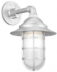 barn light electric wall sconce