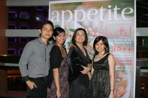 Appetite Magazine Restaurant Festival