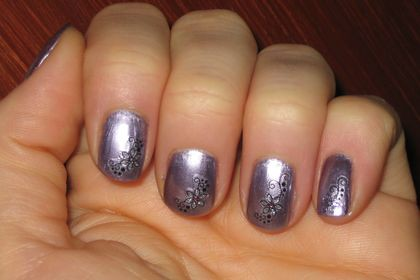 Nubar erratic purple