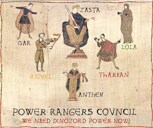 Ye olde council of Lydiusse