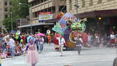 Adelaide Christmas Pageant 2010