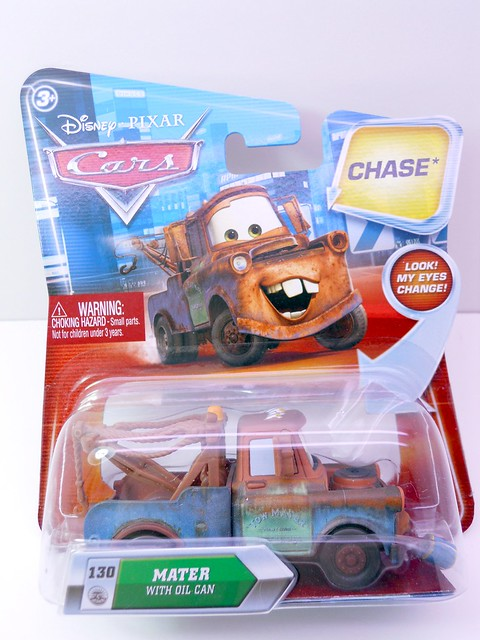 disney CARS CHASE MAter WITH oIL CAN (1)