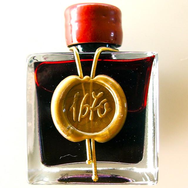 1670 by J. Herbin