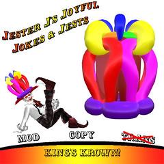 King's Krown Poster