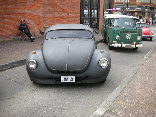 The Widened Beetle