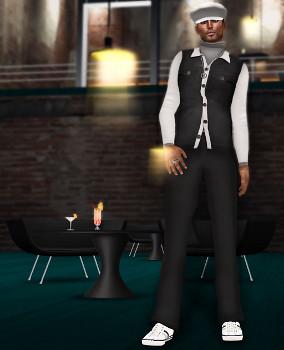 Savile Row - Cologne black 284x350