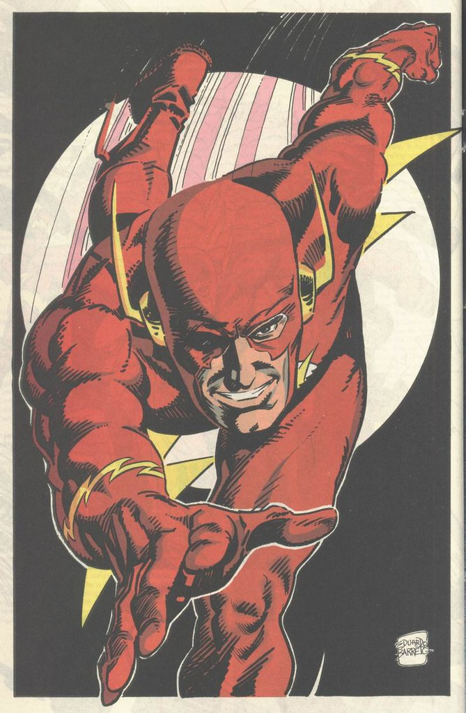 Flash pinup 3