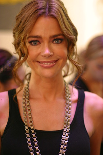 Denise Richards at Chris Benz 2