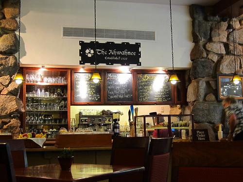 Bar, The Ahwahnee Hotel