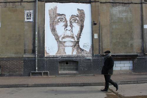 Street Art in London feat. Alexandre Farto