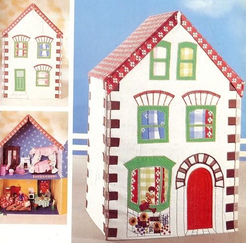 cute dollshouse