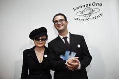 Yoko Ono Lennon & Josh Fox