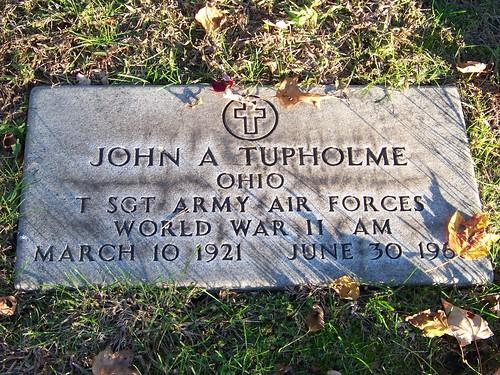 John A. Tupholme