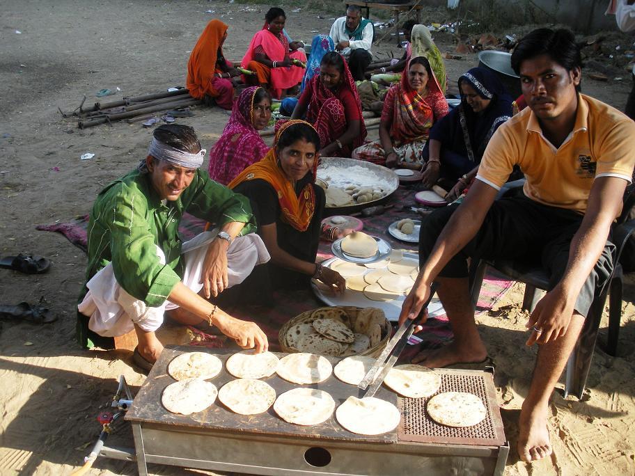 Pics from the satyagraha - 5, 6 & 7 Oct 2010 - 20