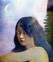 Caykey Robinson, Frederick  - Moonlit lake  - 1810
