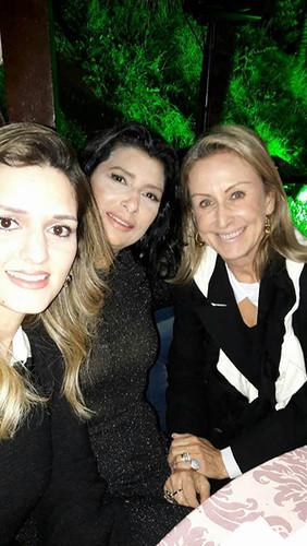 Gabriela Aquino, Roseli Aquino e Raquel