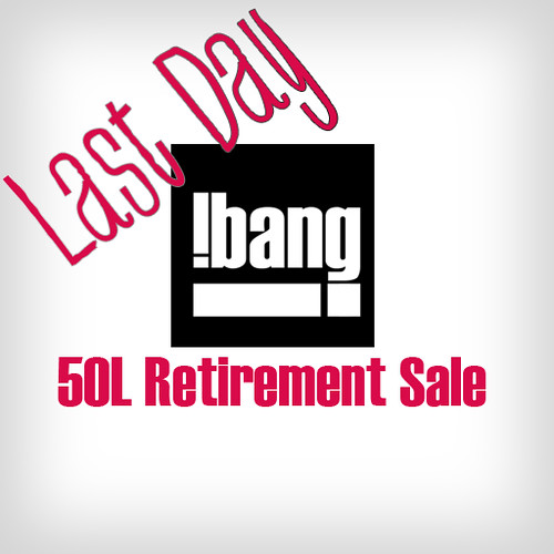 50L Retirement Sale