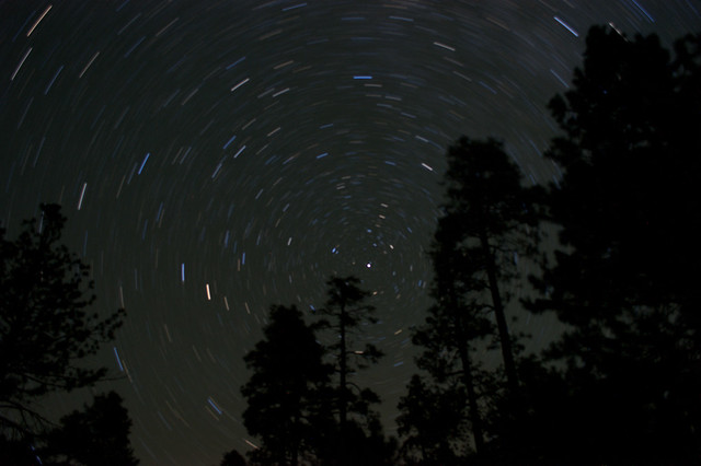 Star Trails 002