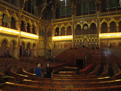 Parliament chambers