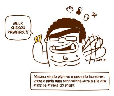 Mulk 01 - O primeiro da fila?