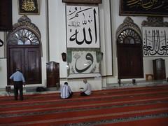 Die Große Moschee (Ulucami) in Bursa (1399)